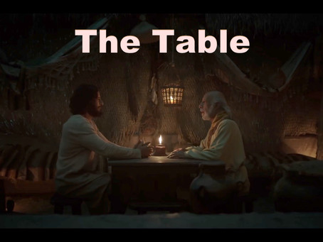 The Disciple-Making Table