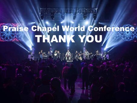 Praise Chapel Culture Conference 2018