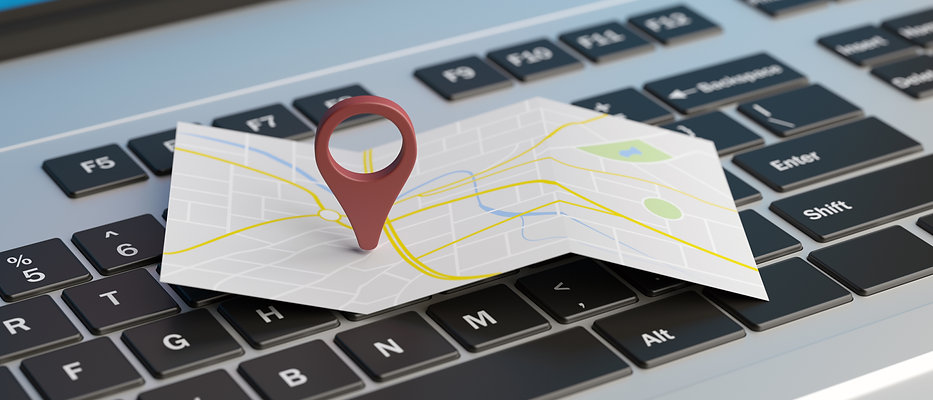 map-pointer-location-on-a-laptop-3d-illu