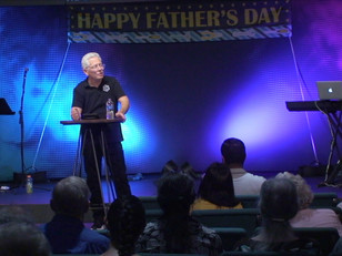 Father's Day - The BIG Disruption