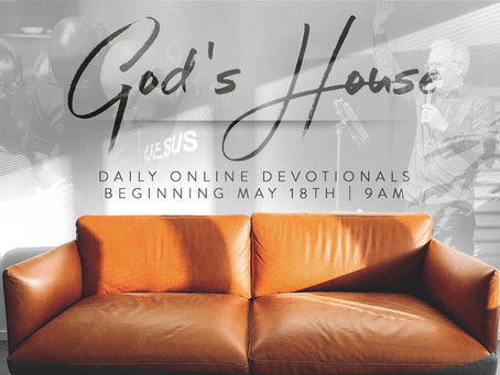 Daily Devotions with Larry Neville