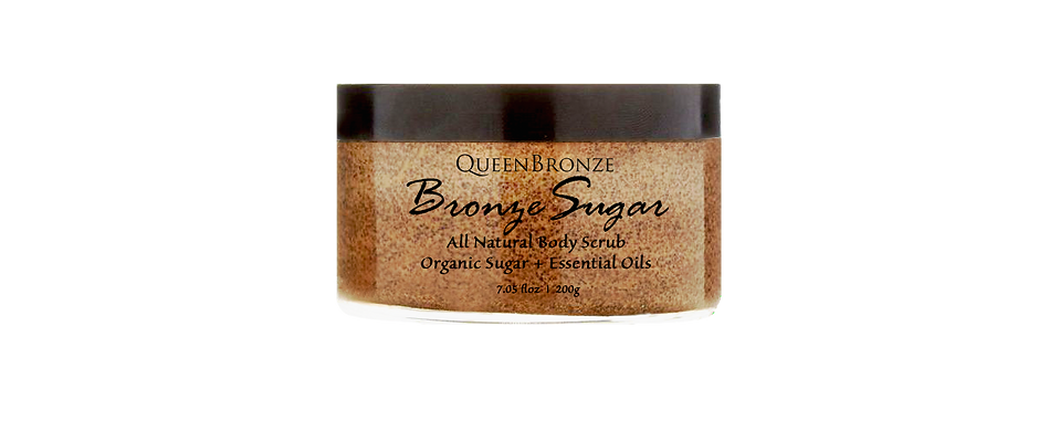 Bronze Sugar Scrub