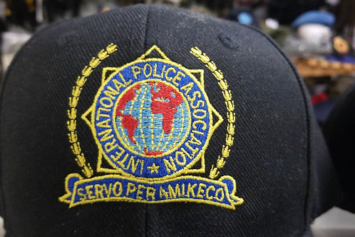 IPA hat with full color crest