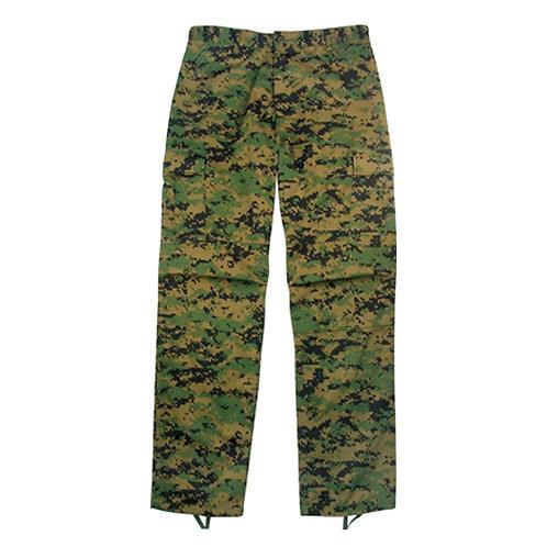 Woodland digital Combat Pants