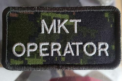 MKT OPERATOR