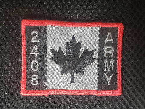 Custom cadet corp  flag