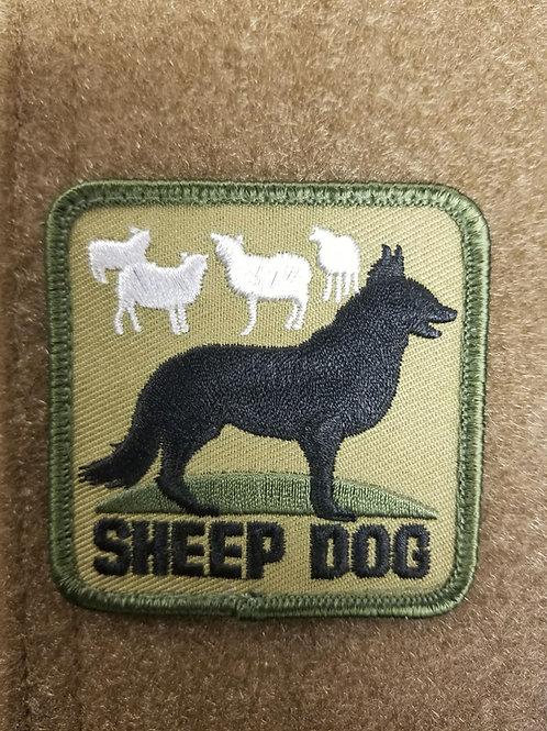 Sheep dog patch