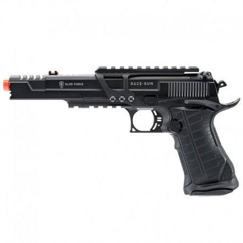 Elite Force Competition Race Gun CO2 Airsoft Pistol - Black