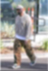 Trendy Camo pants Kanye West