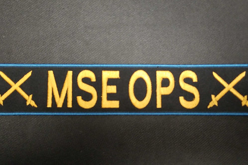 MSE OPS   truck driver in the military
