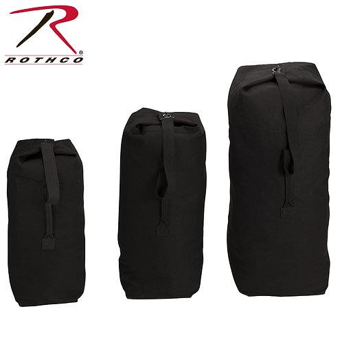 Heavyweight Top Load Canvas Duffle Bag