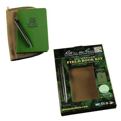 Field Book Kit