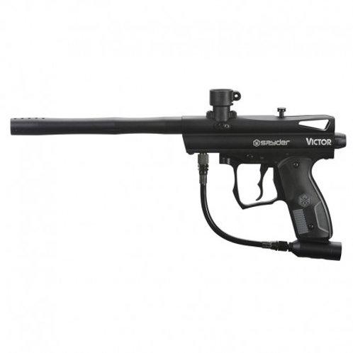 Spyder Victor Paintball Gun Black