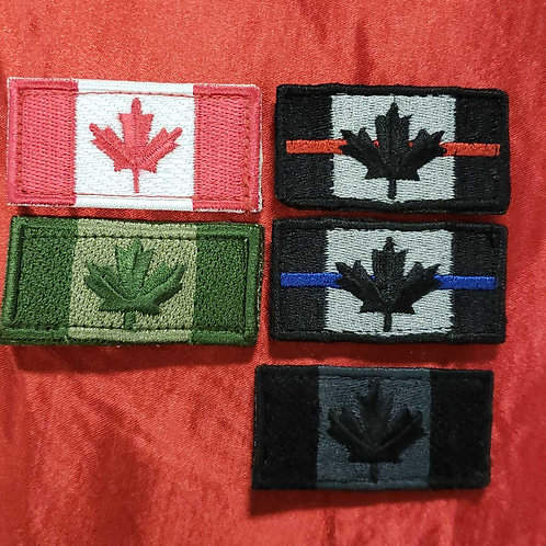 """2 Canadian flags  """"1x2""""  any 2 plus FREE SHIPPING"""