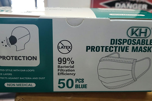 "Disposable 3 ply mask ""Free shipping"""