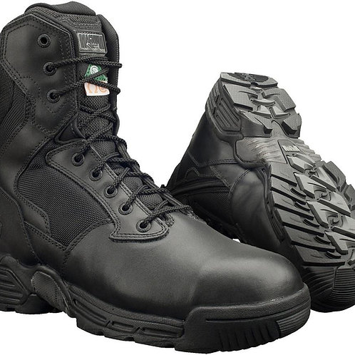 Stealth Force 8.0 Side Zip CT/CP Boots