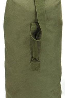 Top Load Canvas Duffle Bag