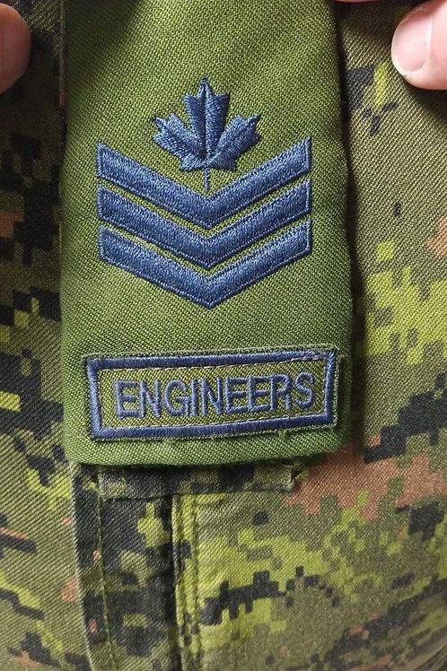 Rank badge/ airforce engineers