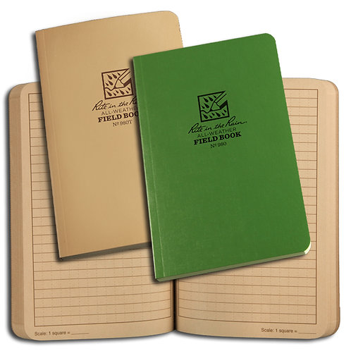 "All Weather 4 5/8""x7 1/4 Notebook"