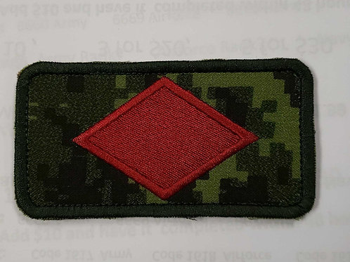 Company shoulder patch