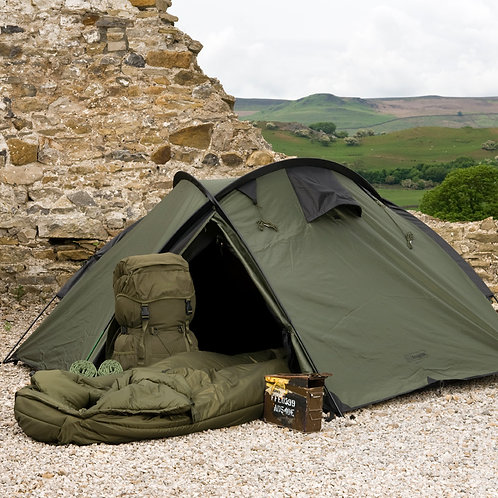 THE BUNKER THREE PERSON TENT