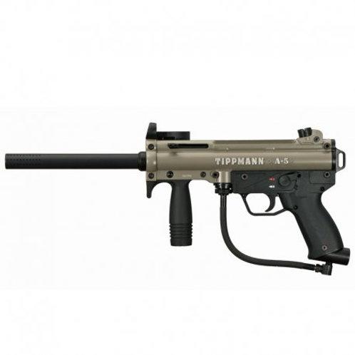 Tippmann A5 Paintball Gun - FDE