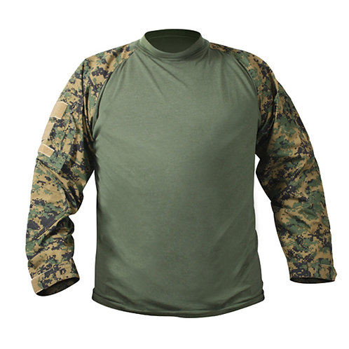 Moisture Wicking Combat Shirt
