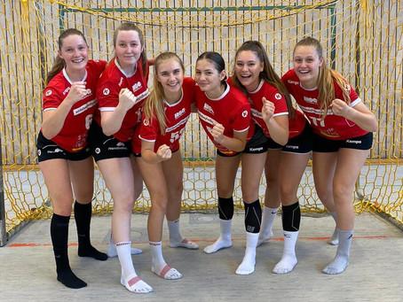 Young Sparrows vor Bundesliga-Qualifikationsspiel