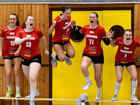 Young Sparrows meistern erste Bundesligahürde