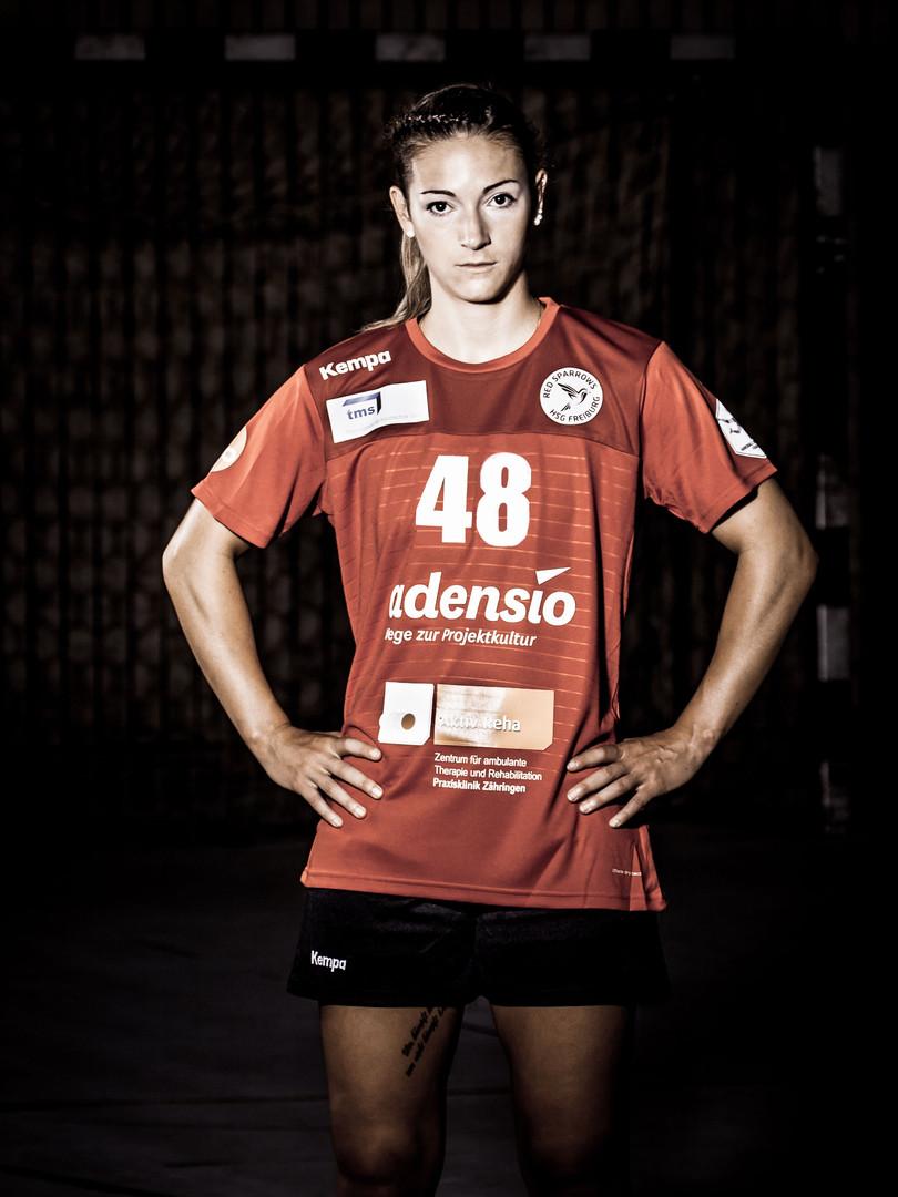 Jessica Peter #48