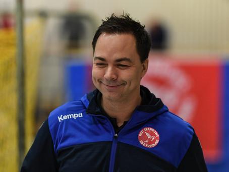 Igor Bojic folgt in der kommenden Saison als neuer Trainer auf Ralf Wiggenhauser