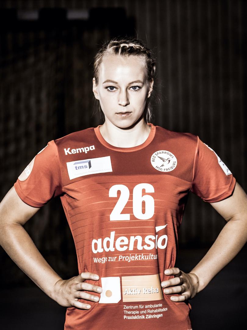 Simone Falk #26