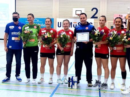 Die Red Sparrows verabschieden sich aus der 2. Handball Bundesliga