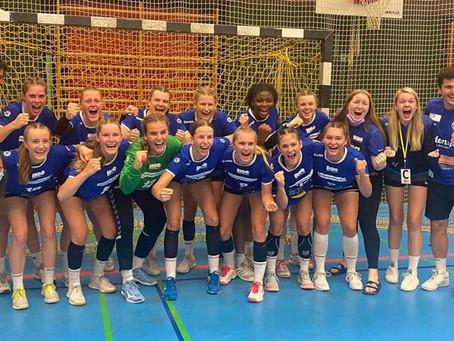 Young Sparrows für die A-Jugend-Bundesliga qualifiziert