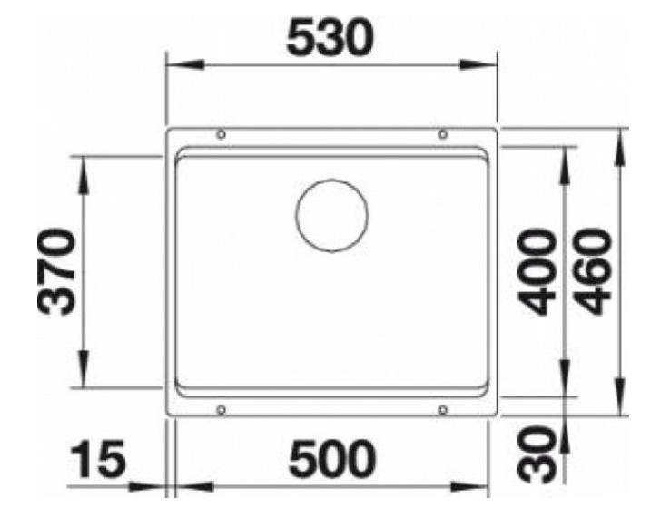 Технические характеристики Blanco Etagon