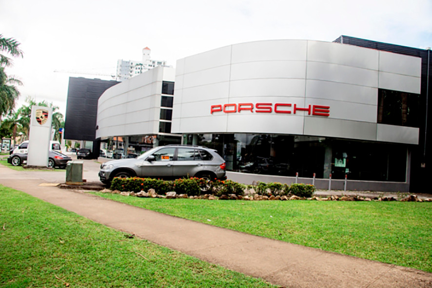 Porsche - ACM