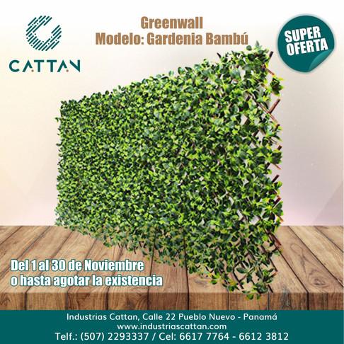 Gardenia Bambu