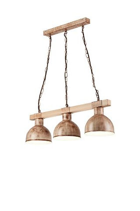 Agnes 3lt pendant light