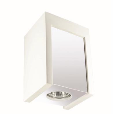 Lindo chrome  surface mount down light