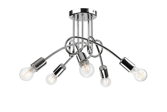 Camilla 5lt ceiling light