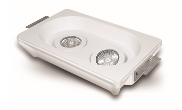 Tutto adjustable recessed down light