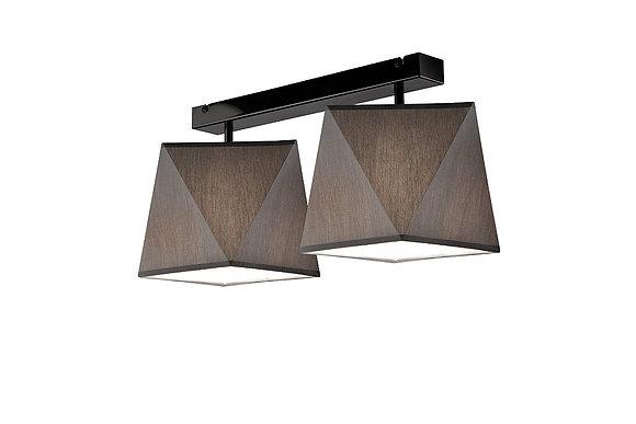 Carla 2lt ceiling light
