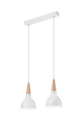 Francesca 2lt pendant light