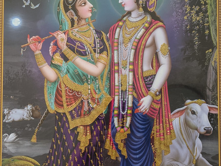 The Tale of Radha Rani