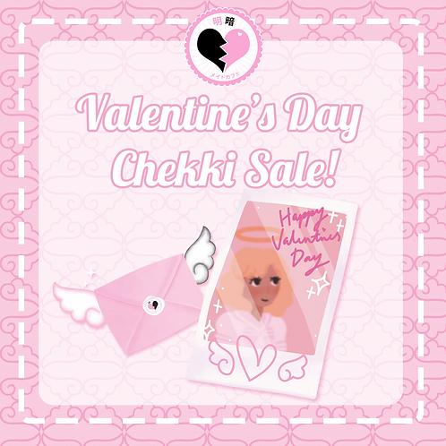 Valentine's Day Chekkis!