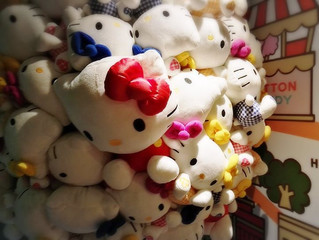 Hello Kitty Cafe London ハローキティカフェロンドン