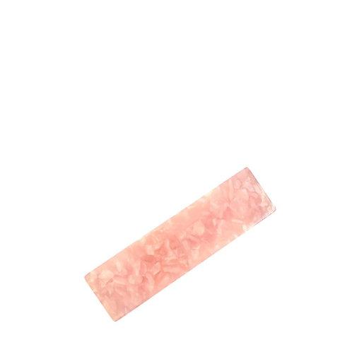 SOFIA HIUSKLIPSI SOLKI PINK MARBLE 9cm