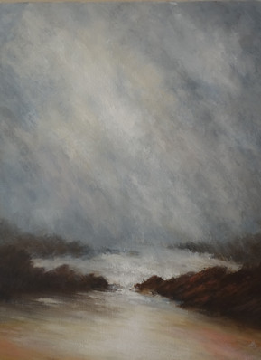 Autumn Seas, Heybrook Bay