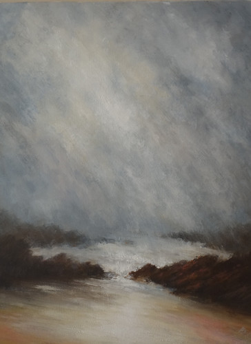 Autumn Seas, Heybrook Bay