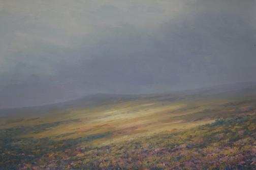 Great Mis Tor, Dartmoor, Late Summer